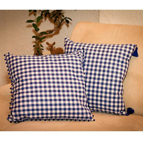 kissen blau weiss 1 zweites leben f r sportpferde schweiz. Black Bedroom Furniture Sets. Home Design Ideas