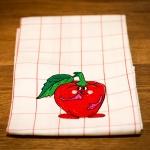 Details: Küchentuch Tomate