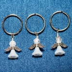 Details: Schlüsselanhänger Engel 1