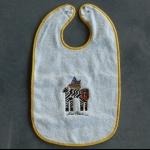Details: Babylätzchen Afrika