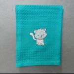 Details: Küchentuch Katze