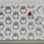 Details: Babydecke Pinguin