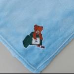 Details: Babydecke Bär