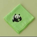 Details: Babytüchlein Panda 2