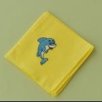 Details: Babytüchlein Delphin 9