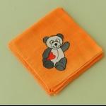 Details: Babytüchlein Bär